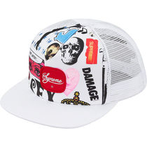 2 WEEK Supreme SS 19 Blood Lust Mesh Back 5-Panel