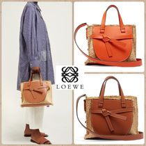 【関税込】LOEWE Gate Top Handle Small バッグ 2色