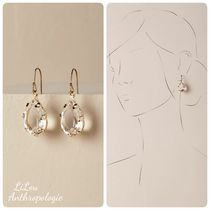 Anthropologie★Lennon Drop Earrings ピアス