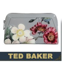 TED BAKER(テッドベーカー) メイクポーチ 関税送料込☆テッドベーカー メイク ポーチ バッグ