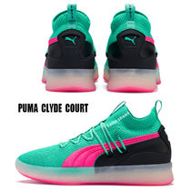 PUMA★CLYDE COURT★2色