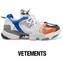 【VETEMENTS】×Reebok Spike Runner 400 スニーカー