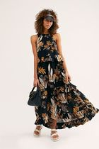 Anita Printed Maxi Dress 日本未入荷【free people】