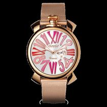 GaGa MILANO   SLIM 46MM 5083.LE.HA.02 ハワイ限定モデル