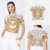 あのVERSACEとのコラボ!!KITH WOMEN X VERSACE MESH TOP