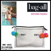 【Bag-all】関送込 NY発♡WET/DRY POUCH ポーチ