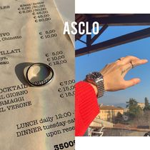 [送料込] asclo★Love Layered Ring_韓国発