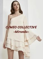 CAMEO COLLECTIVE(カメオコレクティブ) パーティードレス 2017SS【CAMEO】ENLIGHTEN L/S DRESS