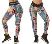 新作♪ズンバ ZUMBA I WANT MY ZUMBA ANKLE LEGGINGS