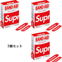 SUPREME x BAND-AID 3個セット SS19 Week2
