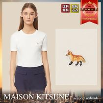 MAISON KITSUNEProfile Fox Patch Tシャツ