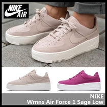 【NIKE】Wmns Air Force 1 Sage Low AR5339