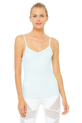 Alo Yoga Womens Ally Fitted Tank
