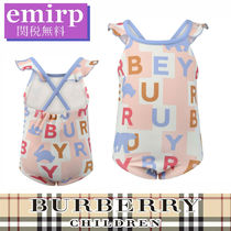 BURBERRY★BABYGIRLS★CRINAロゴ水着