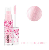 ◆MAC◆BOOM BOOM BLOOM 限定 LIPGLASS (For the Frill of It)