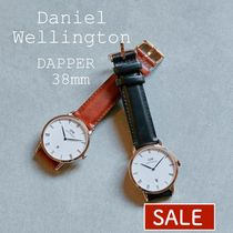 【SALE】Daniel Wellington ダニエルウェリントン 38mm Dapper