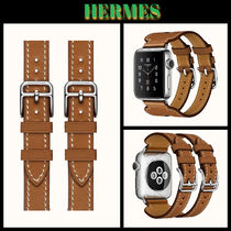 【HERMES】Apple Watch Hermes Strap Double Buckle Cuff 38 mm