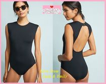 最安値*関送料込【Anthro】Seafolly Active One-Piece Swimsuit