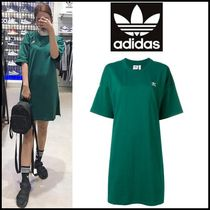 Adidas_Trefoil Printed Mini Dress ☆正規品・大人気☆