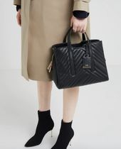 Hugo Boss(ヒューゴボス) ハンドバッグ ☆Hugo Boss☆セール価格♪TAYLOR SMALL TOTE IN QUILTED