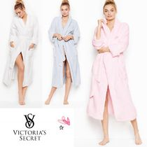 日本未発売 ★ NEW! Cozy Plush Long Robe ★ VS