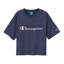 Champion CW-PS313-370 WOMEN T-SHIRT NAVY