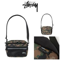 【STUSSY】☆2019-SS新作☆DIGI CAMO SHOULDER BAG