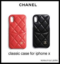 リュクスアイテム*CHANEL*classic case for iphone x/xs