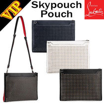 """◆◆VIP◆◆Christian Louboutin """"Skypouch"""" クラッチバッグ"""