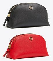 【TORY BURCH】ROBINSON SMALL コスメポーチ 黒&赤