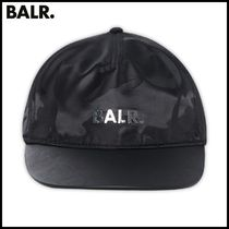【BALR】DARK CAMO CAP BLACK