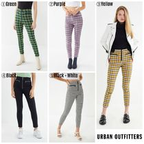 【UrbanOutfitters】●大人気● Susie High-Rise Zip-Front Pant