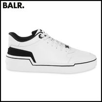 【BALR】OG LOW-TOP SNEAKERS WHITE
