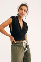Wish You Were Here Wrap Top 日本未入荷【free people】