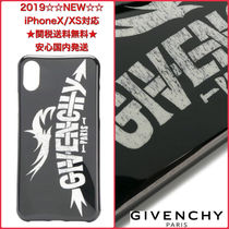 ☆完売目前☆【GIVENCHY】Logo with Arrow iPhoneX/XS ケース☆