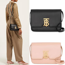 BB127 SMALL LEATHER TB BAG