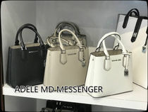 3月新色 Michael Kors☆ADELE MD MESSENGER 2WAYバッグ