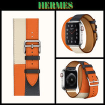 【HERMES】Apple Watch Hermes Strap Double Tour 40 mm