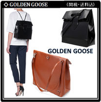 【GOLDEN GOOSE】AMERICAN SHOPPING バケットバッグ 関税/送料込