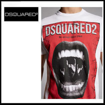 (ディースクエアード) DSQUARED2 Be Savage T-Shirt 74GD0476
