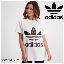 【Adidas】Originals Fashion League Tシャツ 花柄
