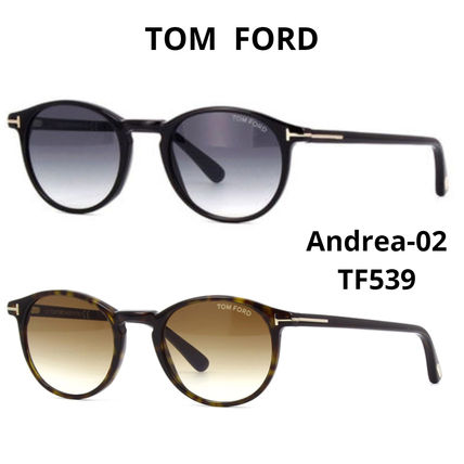 TOM FORD サングラス 関送込*TOM FORD*Andrea-02 TF539  サングラス(8)