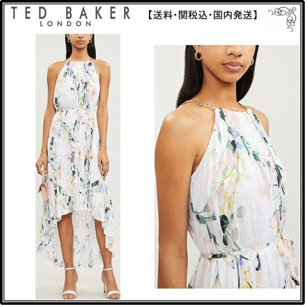 331f1a70e TED BAKER ワンピース  関税込 TED BAKER ワンピース☆Valetia Elegance-print pleat ...