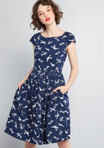 Unmatched Panache Midi Dress