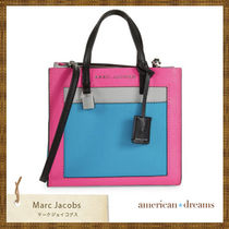 SALE! Marc Jacobs カラーブロック 2way使えるレザーバッグ