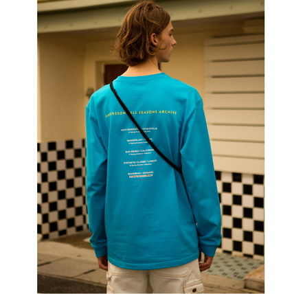 ANDERSSON BELL Tシャツ・カットソー ANDERSSON BELL正規品★シーズンアーチブロンT★UNISEX(8)