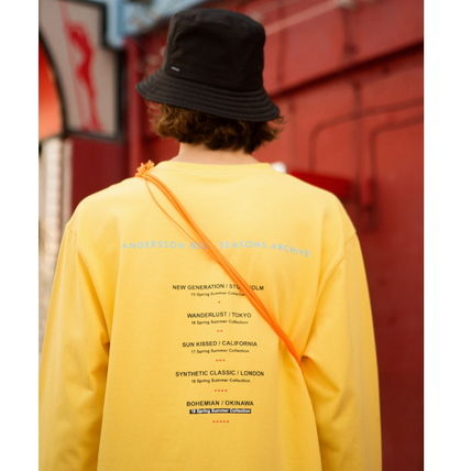 ANDERSSON BELL Tシャツ・カットソー ANDERSSON BELL正規品★シーズンアーチブロンT★UNISEX(13)