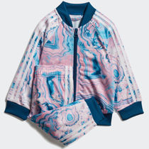 adidas☆2−4yrs☆KIDS ORIGINALS MARBLE SST TRACK SUIT