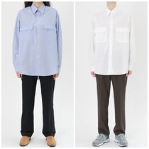日本未入荷HI FI FNKのCozy Pocket Shirt 全2色
