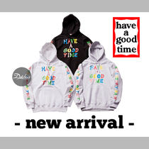 (( have a good time)) Party Pullover Hoodie NE373